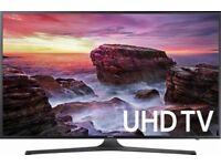 "Brand New Samsung - 55"" Class - LED - MU6290 Series - 2160p - Smart - 4K Ultra HD TV with HDR"