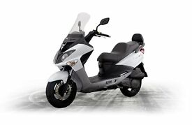 *Brand New* 2017 Plate. Sym -Joyride 125cc. Warranty. Free Delivery. Main Dealer: 27-02