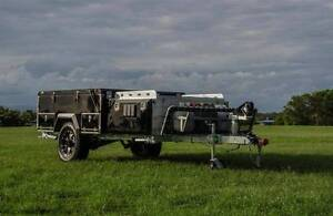 Forward Folding Offroad Camper Trailer Greenwood Joondalup Area Preview