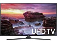 """Brand New Samsung 55"""" Inches MU6290 Series Smart Ultra 4K HD LED TV with HDR"""