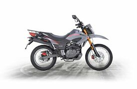 *Brand New* 17 Plate Keeway Enduro 125cc Warranty. Free Delivery. Main Dealer