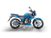 *Brand New* 17 Plate: Keeway-RKV Sport 125Warranty. Free Delivery. Main Dealer: 20-03