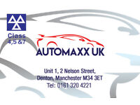 vehicle mechanic/MOT tester