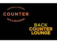Enthusiastic and experienced bar tender wanted