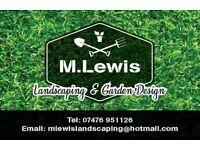 Landscape Gardening services.
