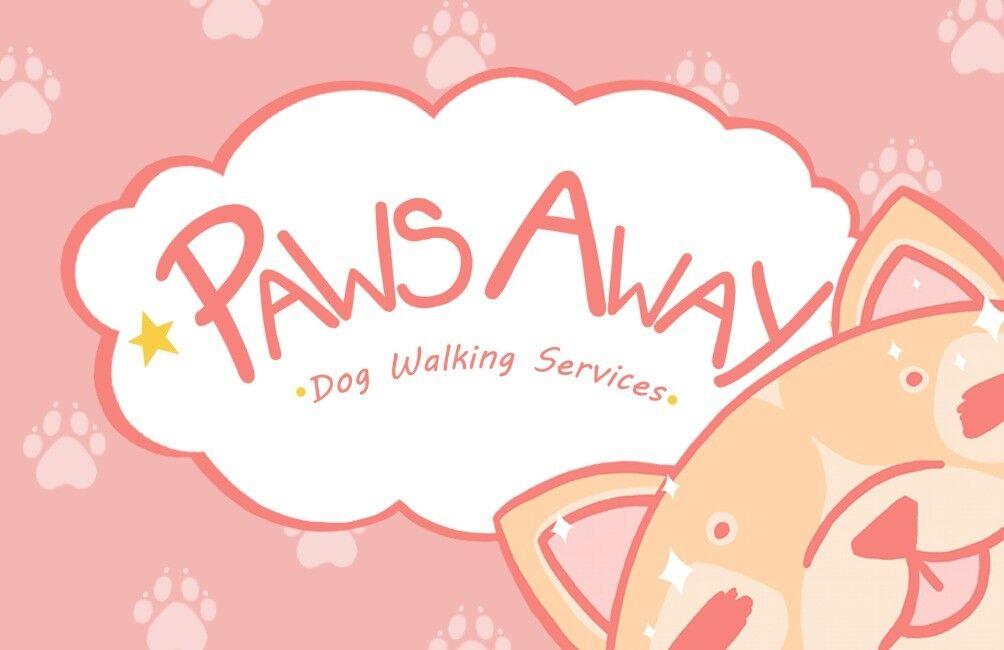 Paws Away - Dog Walking Services