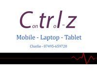Controlz - Phone, Laptop & Tablet mobile screen repair.