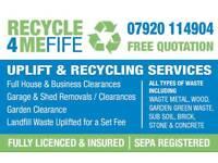 Rubbish Uplifts Fife Area
