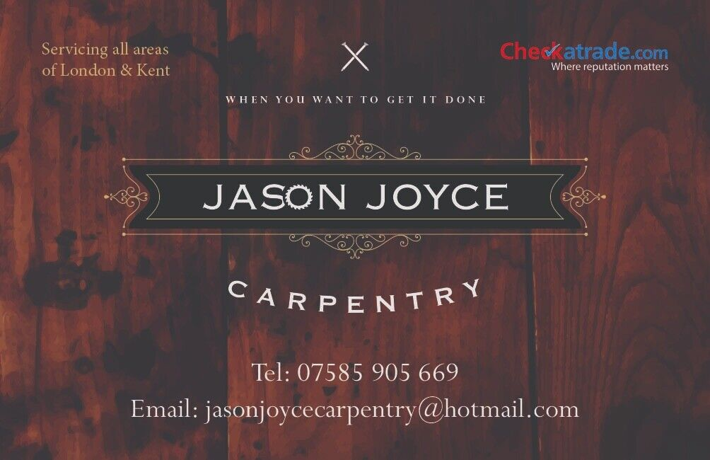 Carpenter available services flooring,kitchen fitting