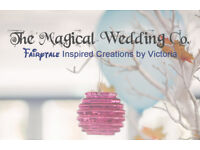 Fairytale Inspired Wedding Venue Dressing - National Coverage