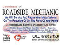 Roadside Mobile Mechanic ' Auto Electrics ' Diagnostic ' Service And Repair