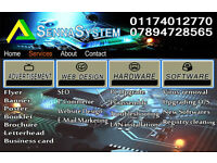 Professional Web Design for all Business Types from £139.00