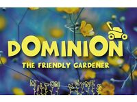 Dominion Gardening // Professional gardening service and many more // Free Quote // Milton Keynes