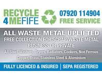 Free Scrap Metal Uplifted