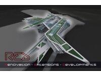 Architect - Design - Build - Loft - Extension - Restaurant Design and Construction