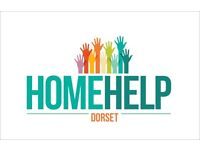Helping People in the community - Home Help Personal Assistant