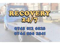24/7. Cheap car recovery!!!! Cheap. Harrow, Queensbury, stanmore, kingsbury, kenton, all area