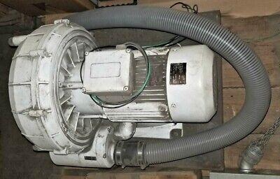 Schmalz Vacuum Blower Sb-m 2372273 With Motor