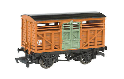 Bachmann HO Thomas the Tank Engine - GWR Cattle Wagon 77016 NIB NEW