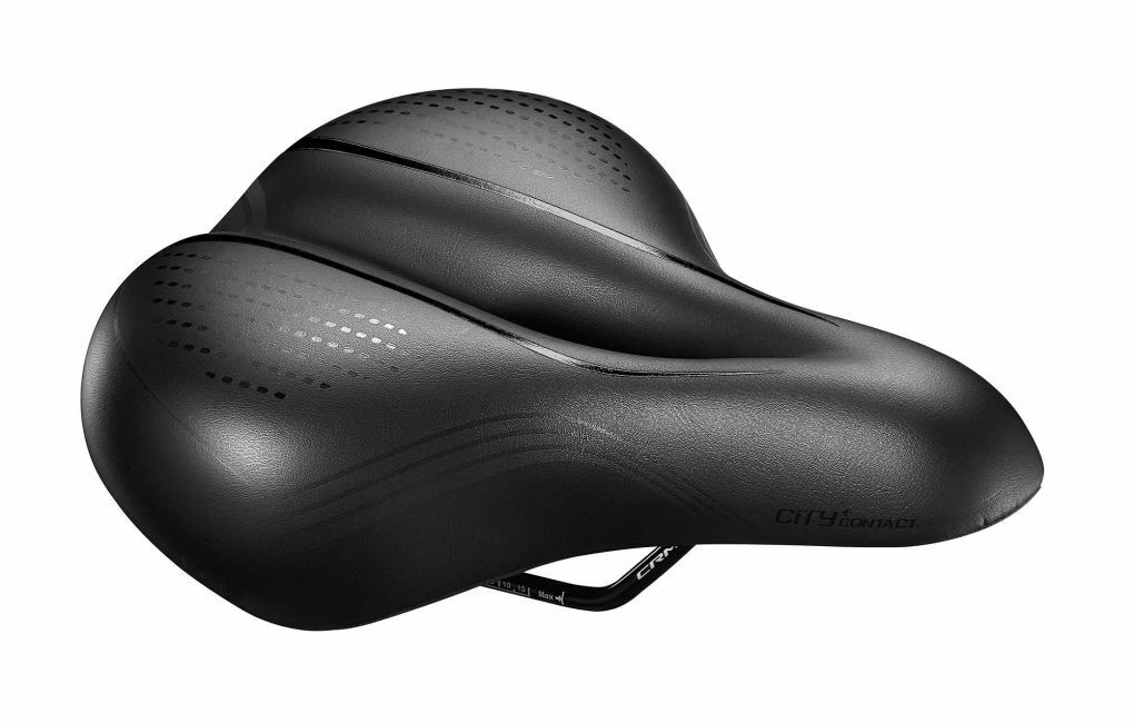 MENS BICYCLE GIANT CONTACT CITY + COMFORT SEAT SADDLE
