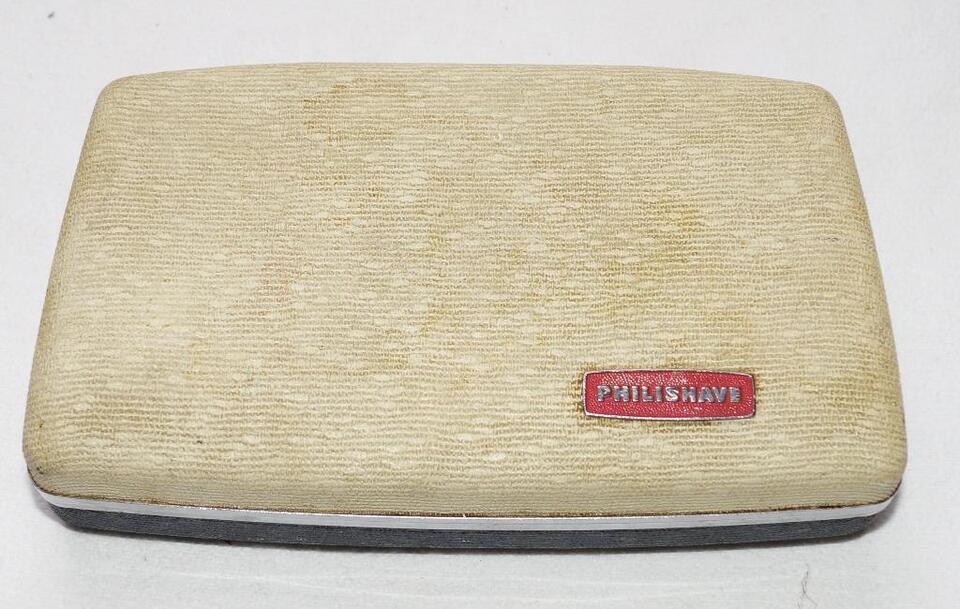 50er Jahre Rasierer Philips Philishave 800 in OVP (Nr. 5)