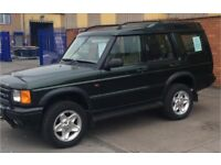 mot failure or faulty discovery td5 for parts for my discovery