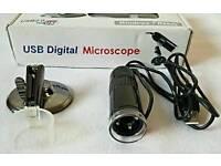 USB Digital Microscope 10X-200X