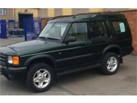 Wanted Land Rover discovery 2 td5 as a donor parts vehicle for my discovery td5