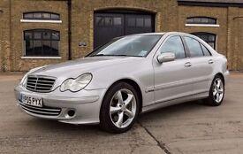 Mercedes C class C230 Kompressor 2005, Leather Seats, Parking Sensors, Cruise Control
