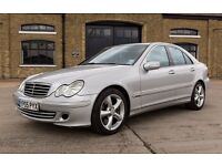 Mercedes C class C230 Kompressor 2005, Leather Seats, Parking Sensors, Cruise Control