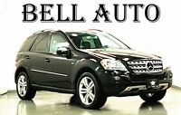 2009 Mercedes-Benz M-Class ML320 BLUE TECH NAVIGATION LEATHER SU