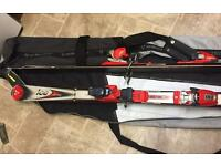 Fischer Revolution DRS ice carver Ski's