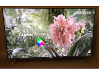 "Samsung KS7000 55"" 7 Series 4K SUHD QUANTUM DOT Smart TV [scratch]"