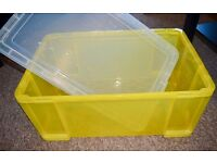 Three Really Useful Storage boxes