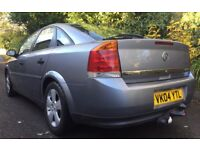 2004 VAUXHALL VECTRA 2.0 DIESEL+FULL SERVICE HISTORY+ONLY 63,000 MILES+BLUETOOTH+7 MONTH MOT+BARGAIN