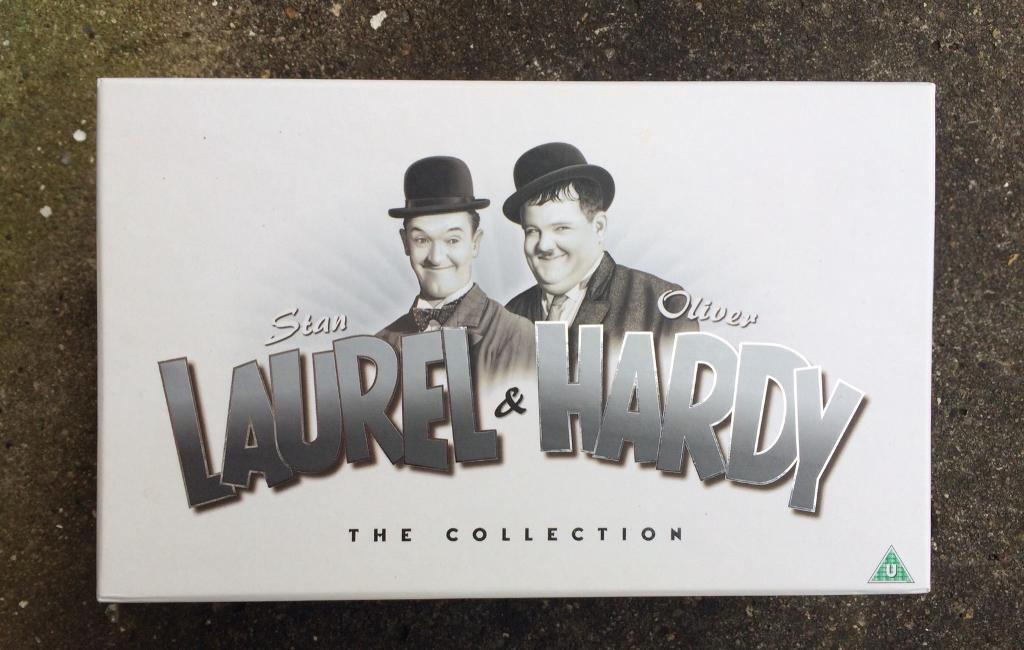 DVD laurel & hardy box set | in Darlington, County Durham | Gumtree