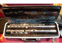 Bach 1001 series flute
