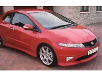 Honda Civic Type R GT - '07 Milano Red 50,389 miles, 1 owner