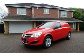 Vauxhall Astra CLUB ECOFLEX (red) 2013