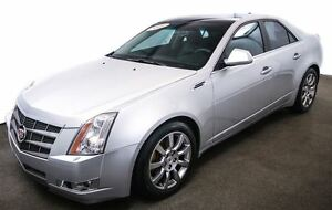 2009 Cadillac CTS 3.6L  AWD INJECTION DIRECT TOIT PANORAMIQUE DÉ