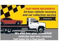 CHEAP 24/7 RECOVERY AND CAR TRANSPORT GLASGOW SUBARU WRX STI