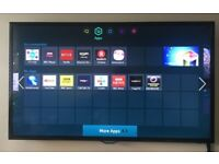 "Samsung 40"" Inch LED Smart TV (UE40F5500AK) - 1080p - Freeview HD"