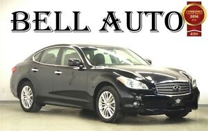 2012 Infiniti M37x DELUX PKG NAVIGATION - BACK UP CAMERA - LEATH