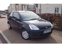 2003 Ford Fiesta 1.25 Finesse 3dr **F/S/H+LOW MILEAGE+CLEAN CAR**