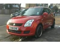 2008 Suzuki Swift 1.3 Petrol Low 75k Miles Very Low Insurance/Tax