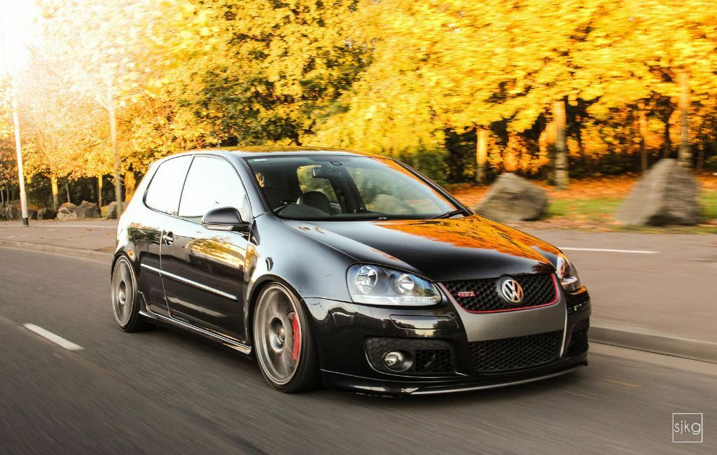 2007 volkswagen golf dsg gti edition 30 modified stance 330bhp big brakes remap in. Black Bedroom Furniture Sets. Home Design Ideas