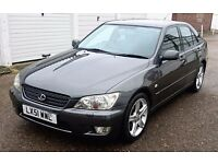 Lexus IS 300 3.0 4dr 1 OWNER CATD 2001 (51 reg), Saloon (TZ AWESOME CARS)
