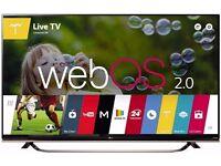 "LG 55UF850V 55"" LED TVs (4K Ultra HD, LG Cinema 3D)"