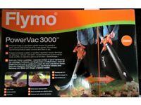 FLYMO CORDED 220V BLOWER VACUUM (BRAND NEW)