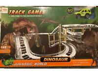Brand new dinosaur Jurassic world track